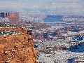 Canyonlands National Park - dramatic Winters