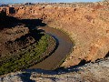 The mighty Colorado River - in our own Grand Canyon